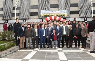 10 Ocak Çalışan Gazeteciler sergisi açıldı...