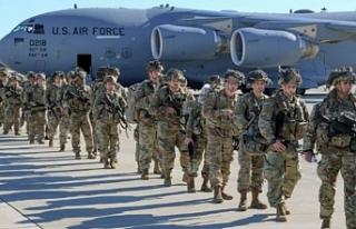 ABD İran'ı kuşatıyor! 3500 asker daha gönderdi