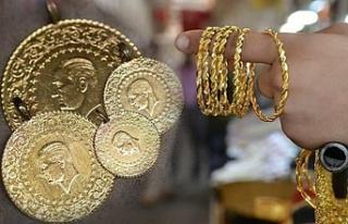 Altın aldı başını gidiyor