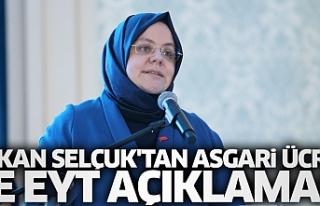 Bakan Selçuk'tan kritik EYT açıklaması