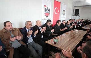 Bayık, Elazığlı vatandaşlarımızın yanındayız