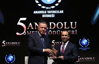Erdoğan'dan çok sert sözler...