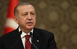 Erdoğan'dan Elazığ depremi ile ilgili ilk...