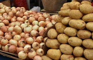 Soğan ve patates için flaş karar!