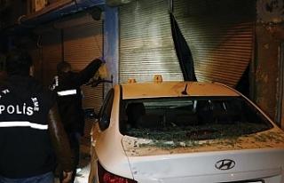 Suriyeli seyir halindeyken başından vuruldu