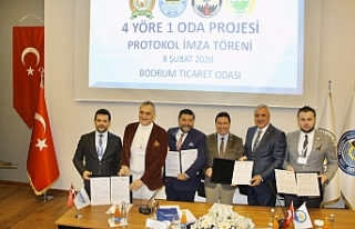 4 yöre 1 oda ile protokol imzalandı
