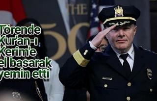 ABD'ye Türk Polis damga vurdu
