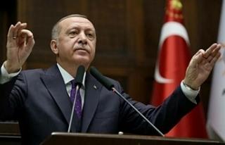 Erdoğan'dan beklenen Suriye açıklaması...