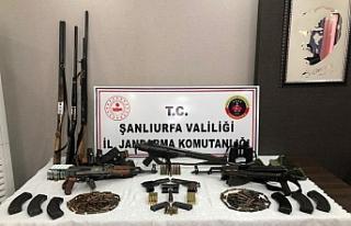 Jandarma Kaçakçılara Göz Açtırmıyor