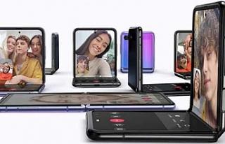 Samsung yeni telefonuyla gözdağı verdi