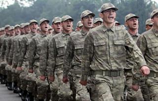 Askerler için tedbir…