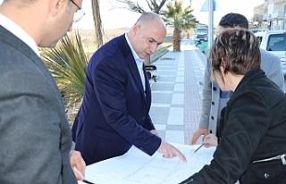 Başkan Aksoy'dan bir proje daha...