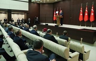 Başkan Erdoğan'dan flaş açıklamalar! 20 bin...