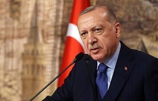 Erdoğan'dan yeni çağrı