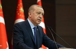 Erdoğan yeni yasakları açıkladı