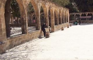 Şanlıurfa'da da banklar kaldırıldı