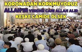 Türkiye gündeminde Şanlıurfalılara tepki