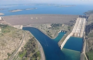 Atatürk Barajı hazır