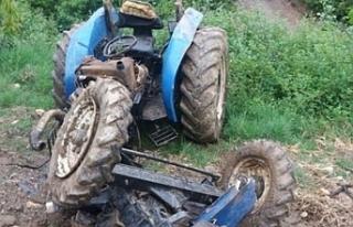 Birecik'te trafik kazası 1 kişi öldü