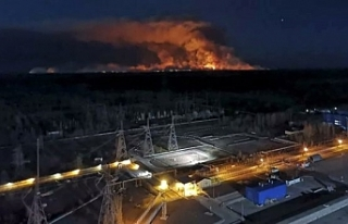 Çernobil'e 1 km kaldı..