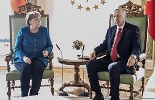 Cumhurbaşkanı Erdoğan'dan peş peşe korona...