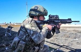 Dünya koronayla, Türk Askeri terörle mücadele...