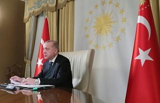 Erdoğan yeni kararlar açıkladı