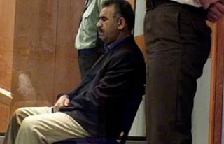 Öcalan'a 21 yıl sonra izin verildi...