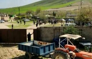 Urfa'da pencere yüzünden kavga çıktı