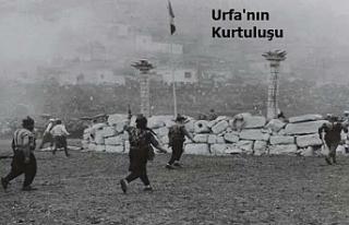Urfa'nın 100. yıl kurtuluş programı belli...