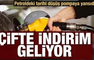 Varilleri dolup taşan petrol şirketleri indirime...