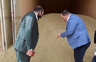 Ekinci, Buğday Pazarı esnafının sorunlarını...