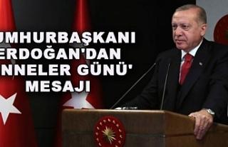 Erdoğan'dan anlamlı mesaj...