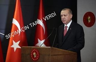 Erdoğan teşkilatlara talimat verdi