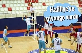 Haliliye Belediyespor Efeler Ligi'nde
