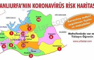 Koronavirüs Hangi Mahallelerde Var?