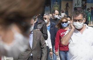 Maskesiz sokağa çıkmanın yasak olduğu il sayımız...