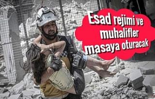Suriye'deki 10 yıllık savaş bitiyor mu?
