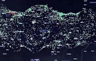 Türkiye'de sadece 2 ilde can kaybı olmadı