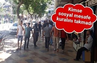 Urfa'da sokaklar doldu...