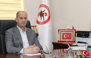 Başkan Yavuz'dan basına teşekkür..