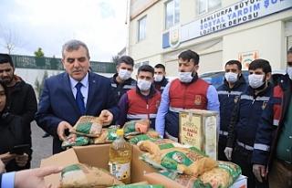 Büyükşehir'in pandemi karnesi...