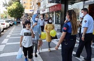 Büyükşehir zabıta ekipleri uyardı