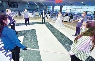 Düğün yapacak çiftlere kötü haber...