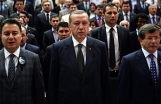 Erdoğan'dan yeni partiler için kurmaylarına...
