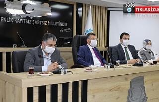 Haliliye Belediye Meclisi'nden onay çıktı...