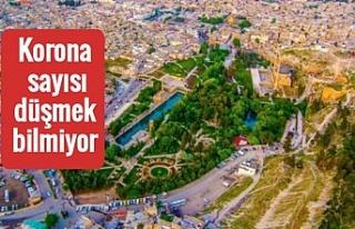 İşte Urfa'da karantinaya alınan yerler...