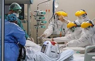 Koronavirüsten ölenlerin sayısı açıklandı