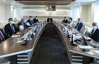 Urfa'nın sorunları Bakan'a aktarıldı