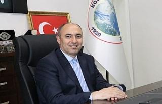 """Başkan Aksoy: """" Basınımız gücümüze güç..."""